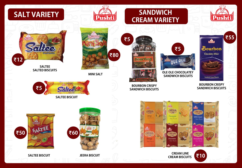jeera products range